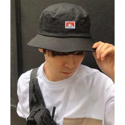 帽子 ハット 【BEN DAVIS/ベンデイビス】ワンポイントロゴ バケットハット
