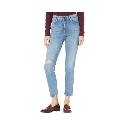 Hudson Jeans ハドソン ジーンズ レディース 女性用 ファッション ジーンズ デニム Holly High-Rise Skinny Ankle Jeans in Stay - Stay