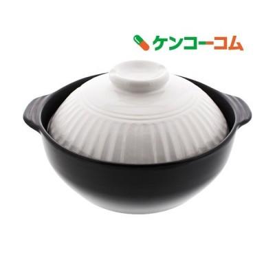土鍋 菊花宴 IH対応 1〜2人用 6号 ( 1個 )