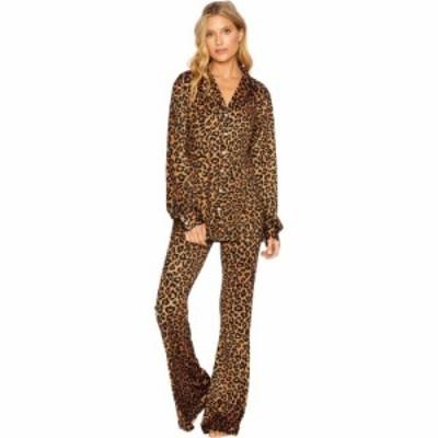 ビーチライオット Beach Riot レディース ボトムス・パンツ Natalie Pants Leopard
