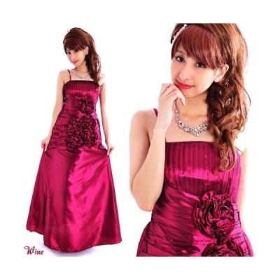 【Lサイズ】5コサージュプリンセスドレス