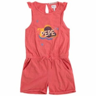 pepe-jeans ペペ ジーンズ ファッション 女の子ウェア ジャンプスーツ pepe-jeans mena