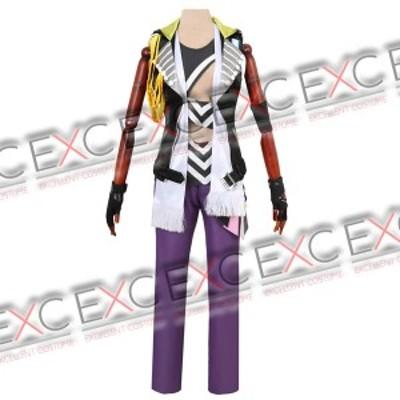 B-PROJECT 愛染健十(あいぞめけんと) THRIVE アニメ版 風 コスプレ衣装