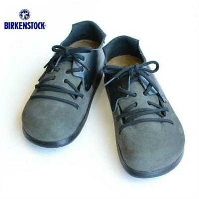 ビルケンシュトック モンタナ 1008029 バサルト×ブラック 革 ヌバックレザー スムースレザー 靴 シューズ レディース メンズ BIRKENSTOCK Montana