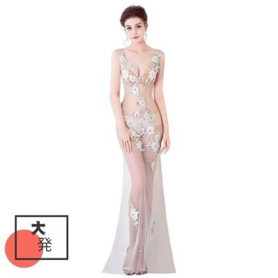 パーティードレス セクシー ワンピース タイトドレス 大人 ワンピ 衣装 キャバドレス 大きいサイズ シルエット