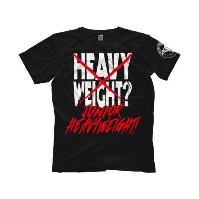 米直輸入プロレスTシャツ マーティー・スカール Tシャツ「MARTY SCURLL ヴィラン・エンタープライゼス Heavyweight? Tシャツ(左袖プリントあり)」