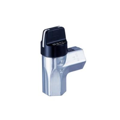 光陽産業:都市ガス用 可とう管ガス栓Lネジコック13mm防水型 型式:Lネジコック13mm防水型