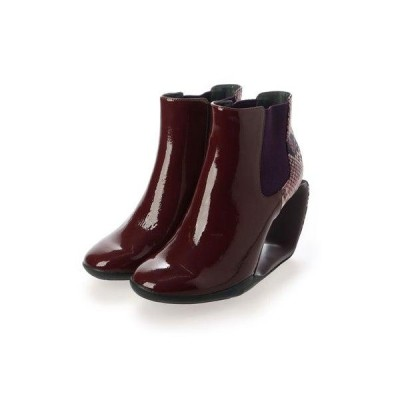 ユナイテッド ヌード UNITED NUDE Step Mobius Chelsea (BURGUNDY)