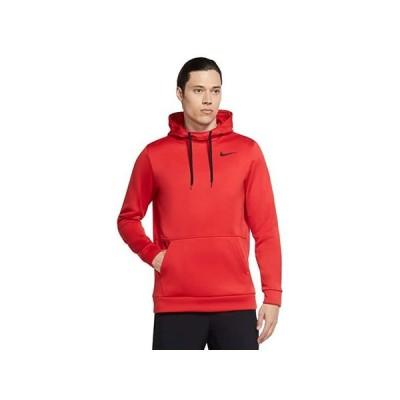 ナイキ Therma Hooded Pullover メンズ スウェット パーカー University Red/Black