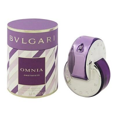 香水 FRAGRANCE ブルガリ BVLGARI OMNIA AMETHYSTE オムニア アメジスト リミテッドエディション (キャンディ) EDT・SP 65ml