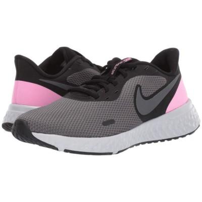 ナイキ Nike レディース ランニング・ウォーキング シューズ・靴 Revolution 5 Black/Psychic Pink/Dark Grey