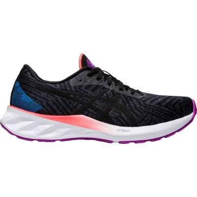 アシックス ASICS レディース ランニング・ウォーキング シューズ・靴 RoadBlast Running Shoes Grey/Pink/Blue