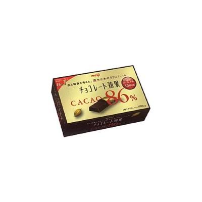 明治 チョコレート効果 カカオ86% 70g×5箱入