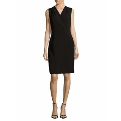 ラファイエット148ニューヨーク レディース ワンピース Graceton Solid Sleeveless Dress