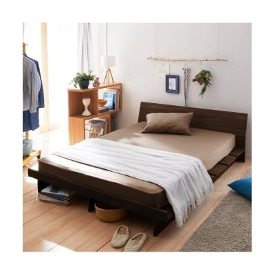 北欧風デザインローベッド ローベッド・フロアベッド, Beds(ニッセン、nissen)