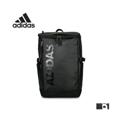 【スニークオンラインショップ】 アディダス adidas リュック バッグ バックパック メンズ レディース 30L スクエア ボックス 大容量 通勤 通学 ブラック 黒 62792 ユニセックス ブラック ワンサイズ SNEAK ONLINE SHOP