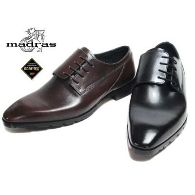 マドラス madras ゴアテックスフットウェア m5003g サイドレース ビジネスシューズ メンズ 靴