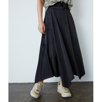 MEN'S BIGI / Kaylee(ケイリー)ハンカチヘムスカート WOMEN スカート > スカート