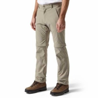 craghoppers クラグホッパーズ アウトドア 男性用ウェア ズボン craghoppers nosilife-pro-convertible-pants-reg