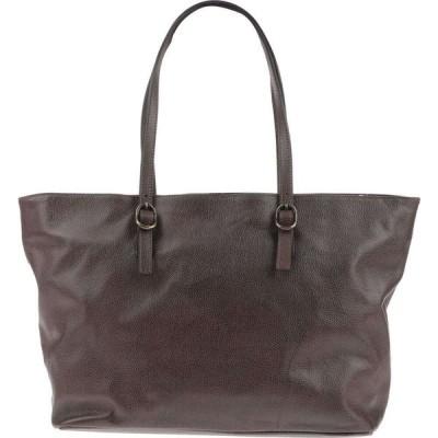 ティンバーランド TIMBERLAND レディース ハンドバッグ バッグ handbag Dark brown