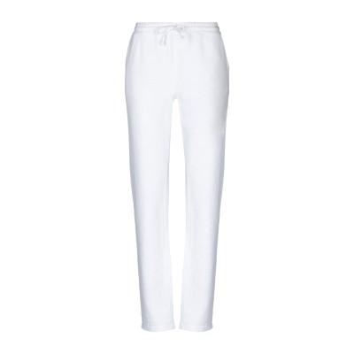 VICO DRITTO PORTOFINO パンツ ホワイト L コットン 100% パンツ