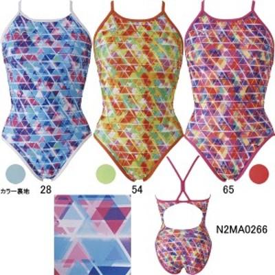 ミズノ(MIZUNO)女性用トレーニング水着 Ri Rikako Ikee Collection エクサスーツウイメンズミディアムカット N2MA0266