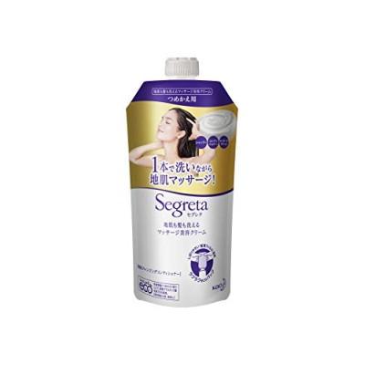 セグレタ 洗えるマッサージ美容クリーム つめかえ用 285mlつめかえ用285ml