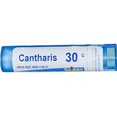 Cantharis(カンタリス)、30C、約80ペレット