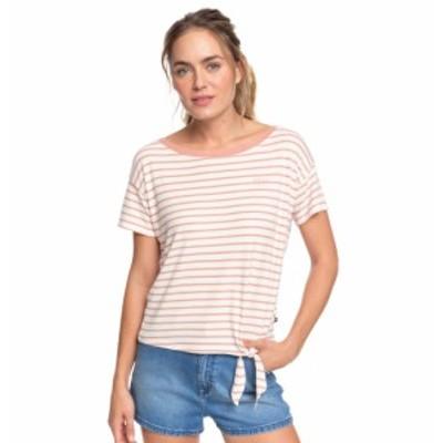20%OFF セール SALE Roxy ロキシー Tシャツ WAKE UP WITH THE SUN Tシャツ ティーシャツ