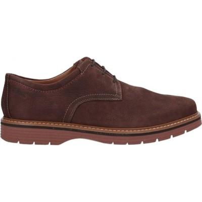 クラークス CLARKS メンズ シューズ・靴 laced shoes Cocoa