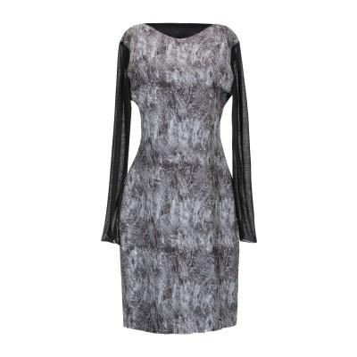 ANIMAPOP ミニワンピース&ドレス ダークグリーン L ポリエステル 95% / ポリウレタン 5% ミニワンピース&ドレス