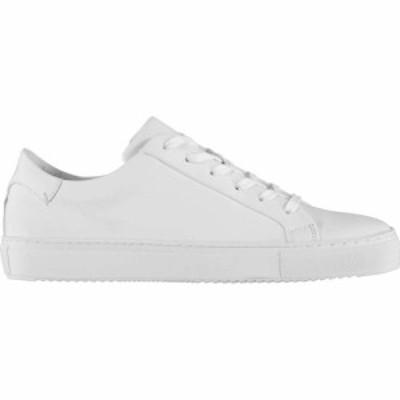 ファイヤートラップ Firetrap メンズ スニーカー チャンキーヒール シューズ・靴 Chunky Sole Trainers White/White