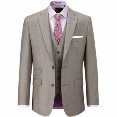 スコープス Skopes メンズ スーツ・ジャケット アウター Heath Suit Jacket Light Grey