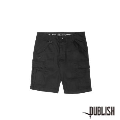 【PUBLISH BRAND/パブリッシュブランド】ROHAN ショートパンツ / BLACK(34)