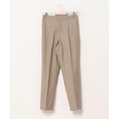 BURNER / 【HANAE MORI ALMA EN ROSE】ウールサキソニーパンツ WOMEN パンツ > パンツ