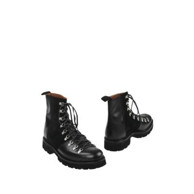 グレンソン GRENSON メンズ ブーツ シューズ・靴 boots Black
