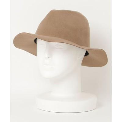 おしゃれスタ / FELT HAT(ST) WOMEN 帽子 > ハット