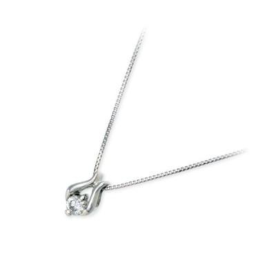 プラチナ ネックレス ダイヤモンド 彼女 プレゼント ジェイセレクション 誕生日 送料無料 レディース