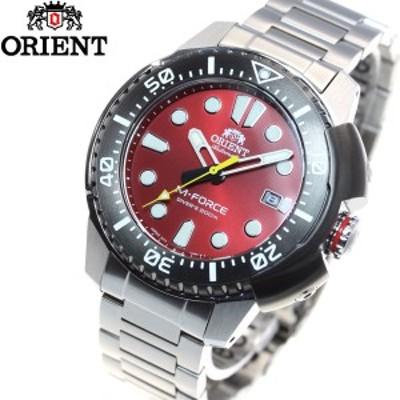 オリエント ORIENT M-FORCE エムフォース オリエント70周年記念モデル 腕時計 メンズ 自動巻き 機械式 スポーツ SPORTS RN-AC0L02R