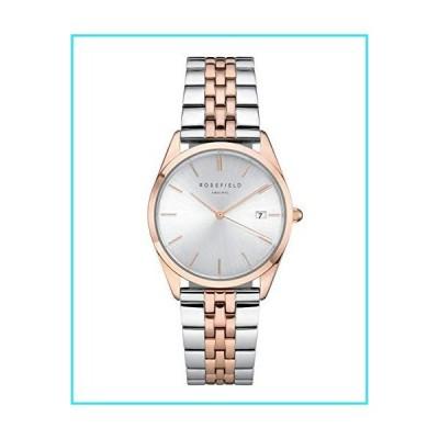 Rosefield ace Womens Analog Quartz Watch with Stainless Steel Bracelet ACSRD-A06【並行輸入品】