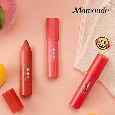 Mamonde ティント Creamy Tint Color Balm Intense Mini 2 Set クリーミーティントカラーバームインテンスミニ2セット