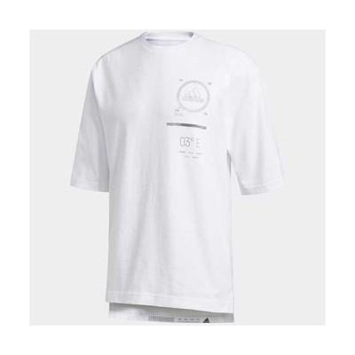 アディダス adidas REF 半袖Tシャツ メンズウェア FT2776