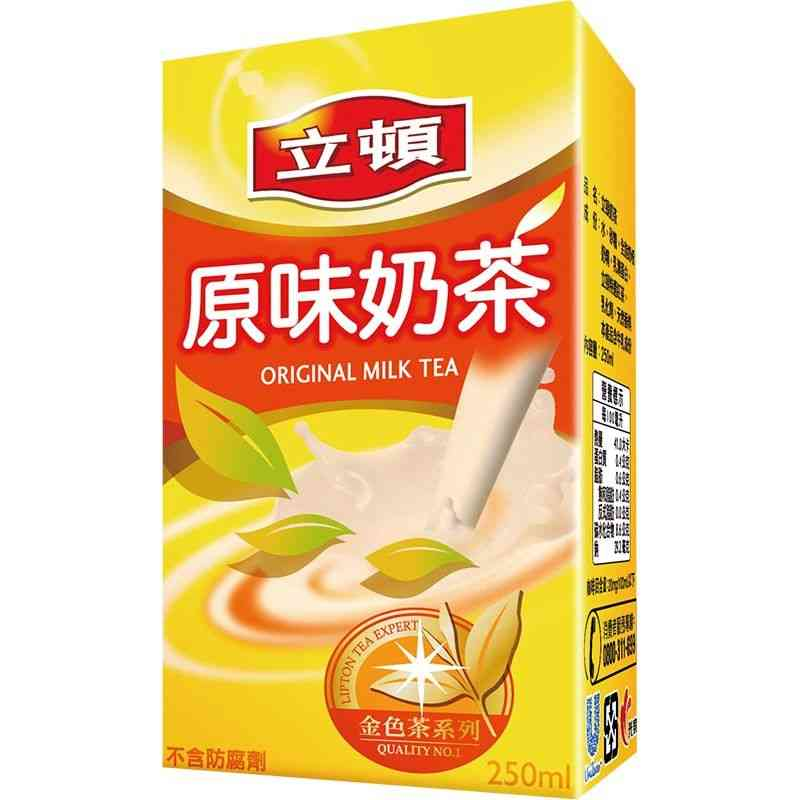 立頓奶茶TP250ml