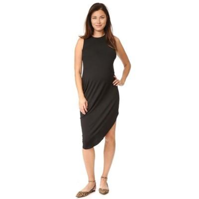 ハッチ HATCH レディース ワンピース ワンピース・ドレス The Highline Dress Black