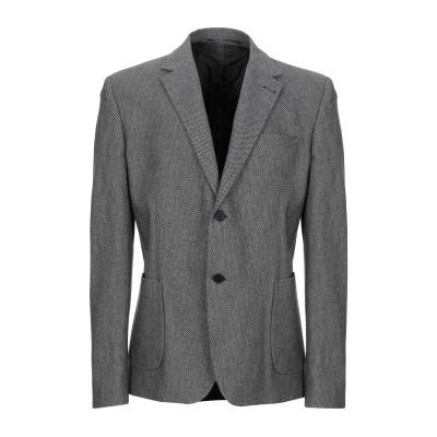 EXIBIT テーラードジャケット 鉛色 46 ウール 41% / コットン 40% / ナイロン 16% / 紡績繊維 3% テーラードジャケット