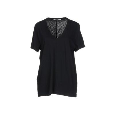 ラグアンドボーン RAG & BONE T シャツ ブラック L コットン 100% T シャツ