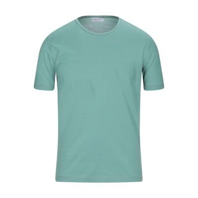 グラン サッソ GRAN SASSO T シャツ グリーン 50 コットン 100% T シャツ