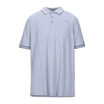ARMATA DI MARE ポロシャツ ブルーグレー 56 コットン 100% ポロシャツ