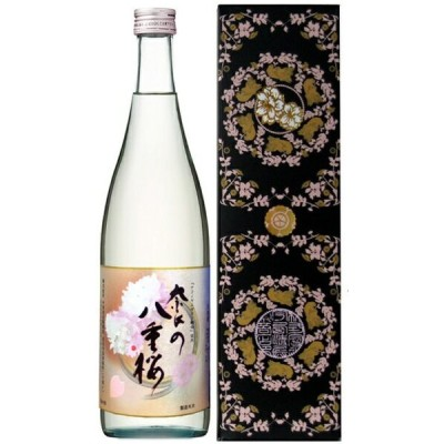 春鹿 奈良の八重桜 720ml瓶 1本 【化粧箱入り】今西清兵衛商店