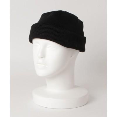 帽子 キャップ SHORT BEANIE / ショートビーニー ニットキャップ